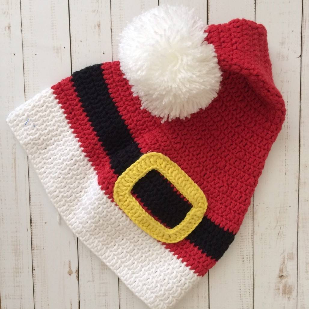 Topi Rajut Karakter Christmas0