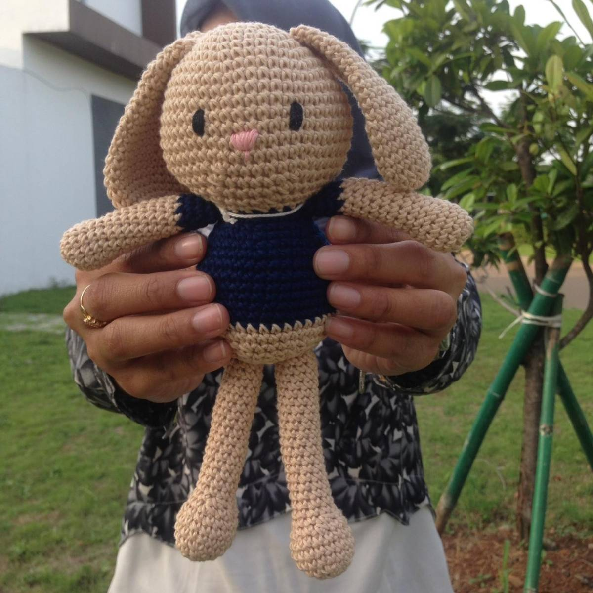 Boneka Rajut Karakter1