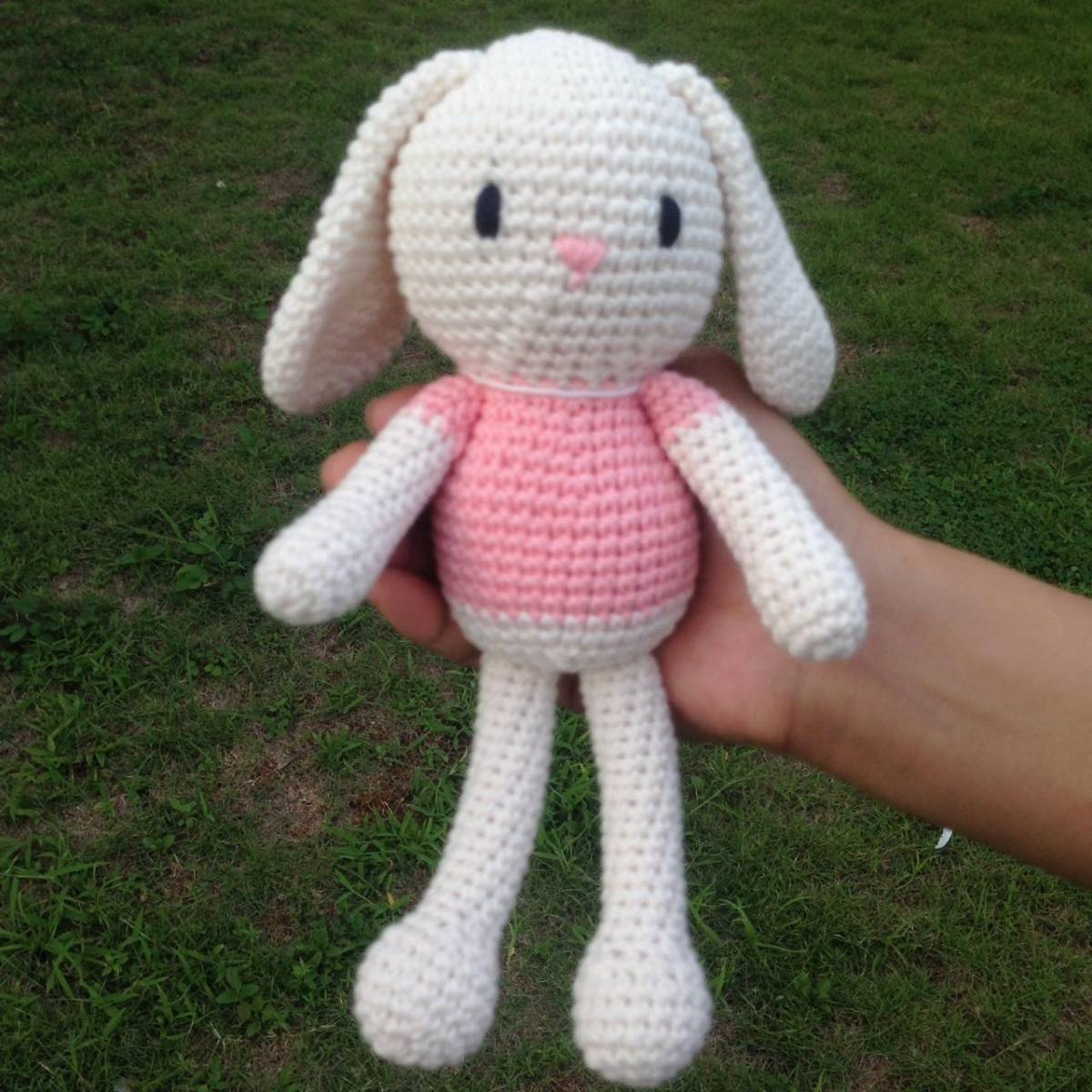 Boneka Rajut Bayi