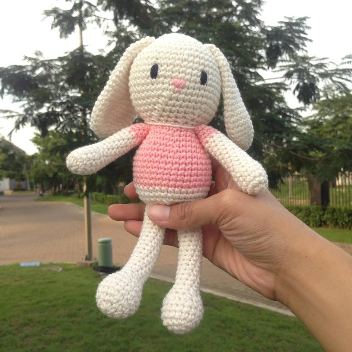 Boneka Rajut Bayi1