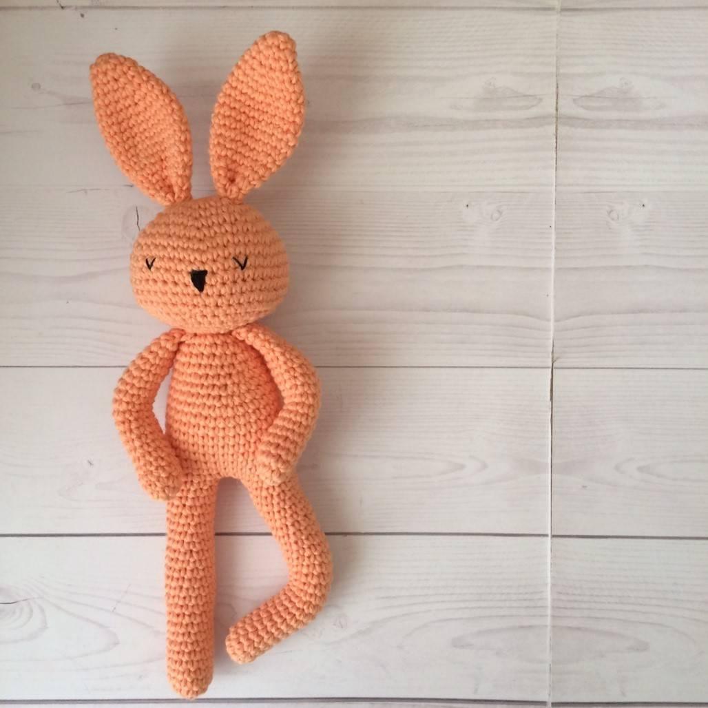 Boneka Rajut Bunny