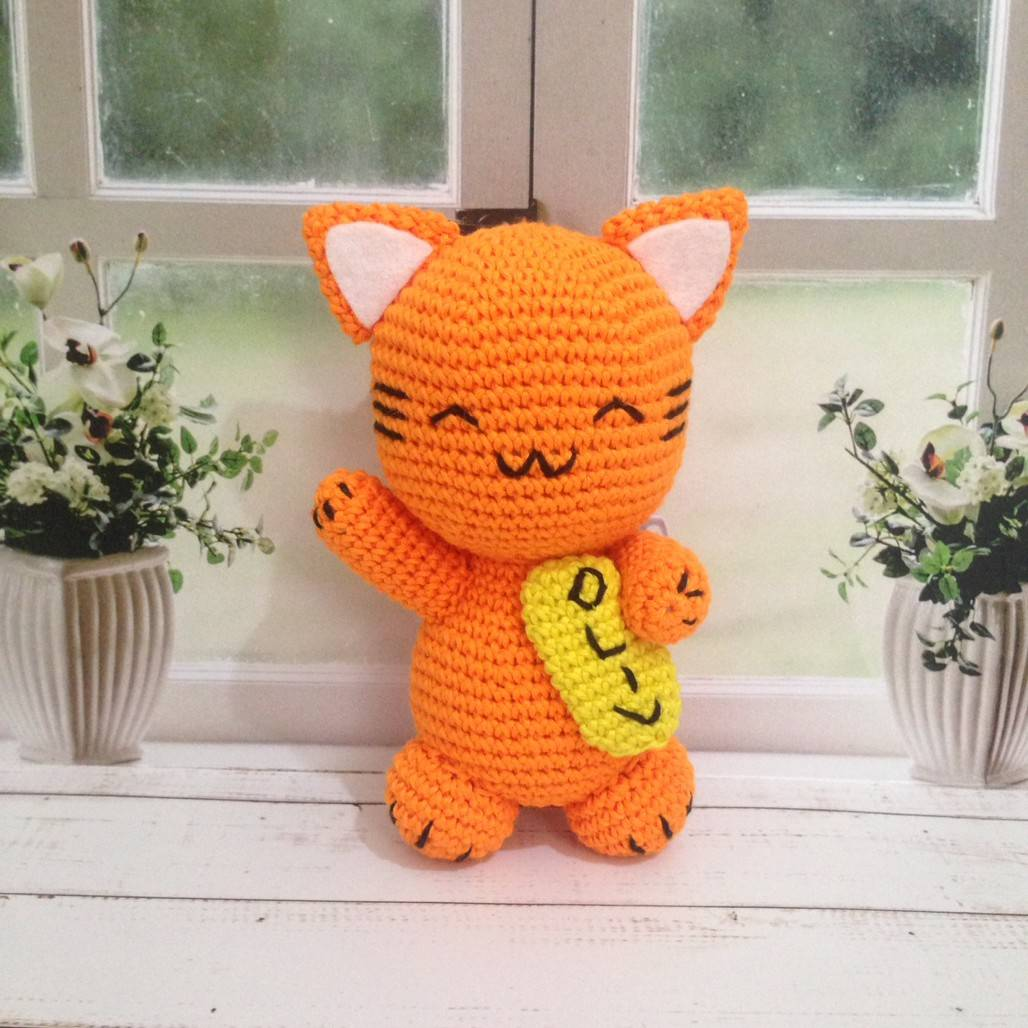 Boneka Rajut Amigurumi
