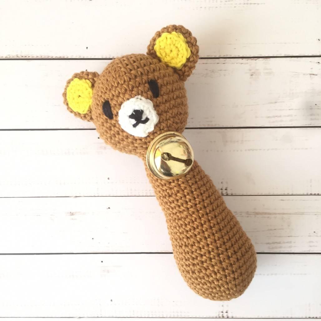 Kliningan Rajutan Mainan Baby