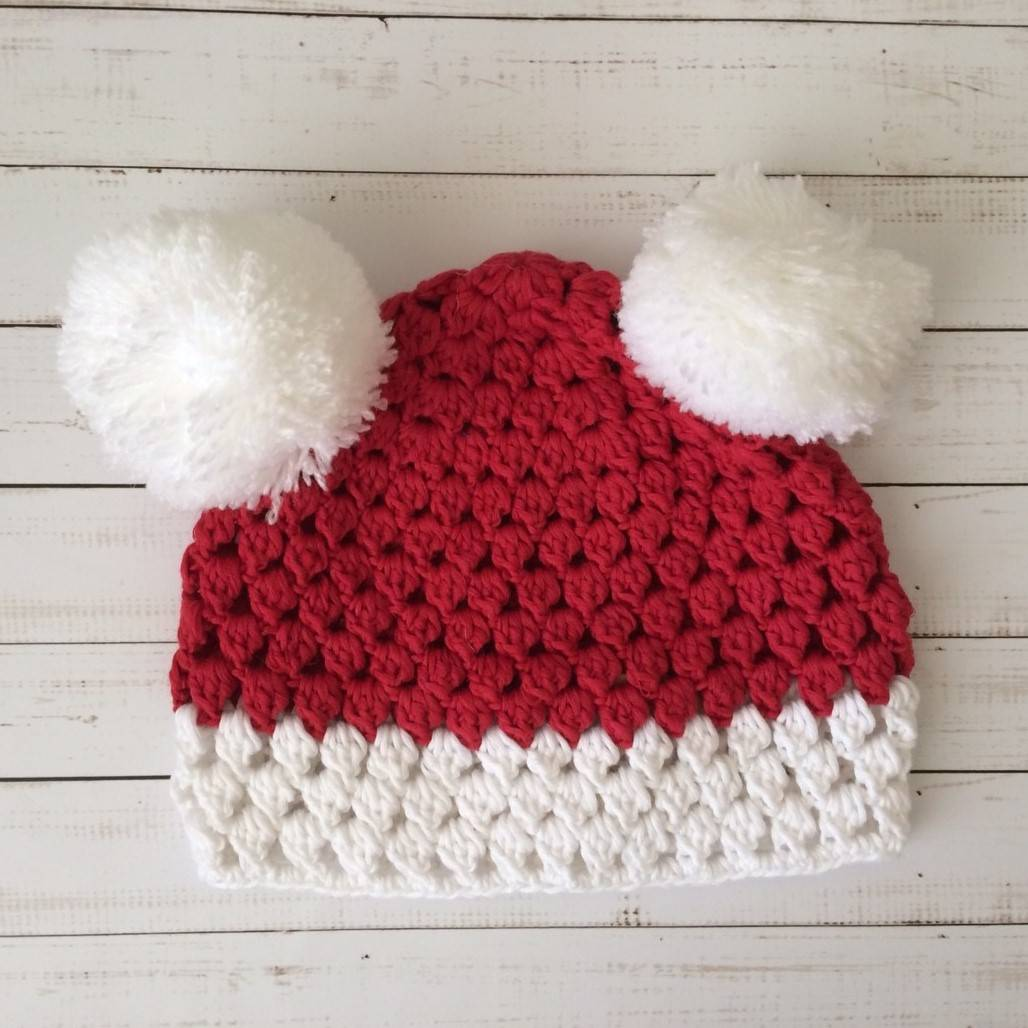 Topi Rajut Pompom