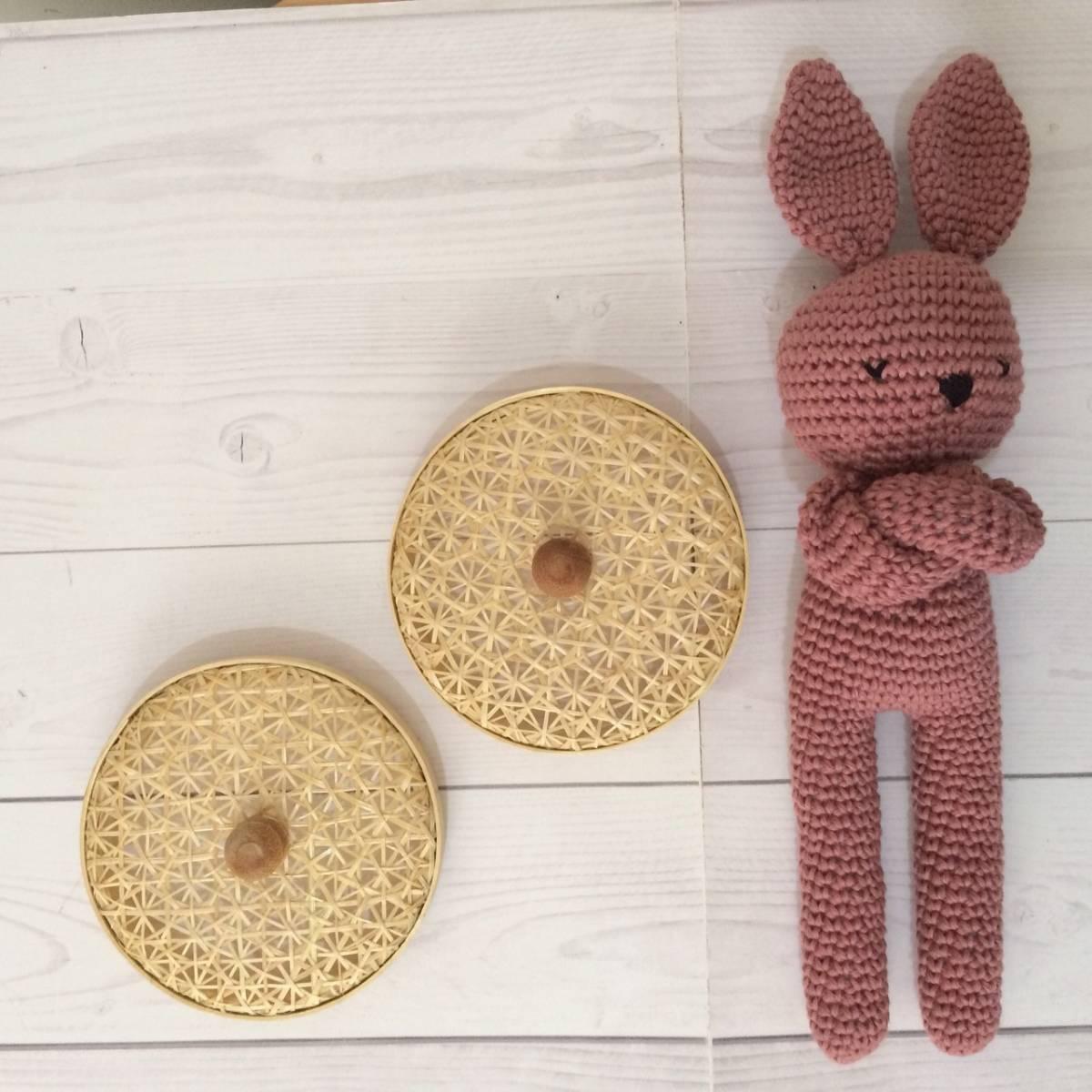 Boneka Amigurami Rabbit