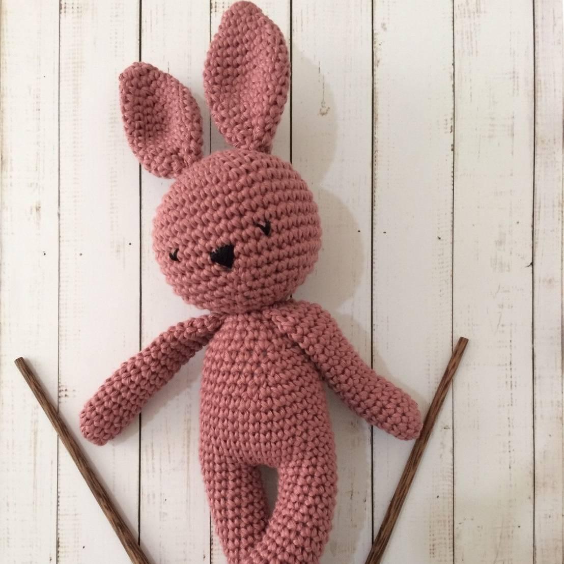 Boneka Amigurami Rabbit1