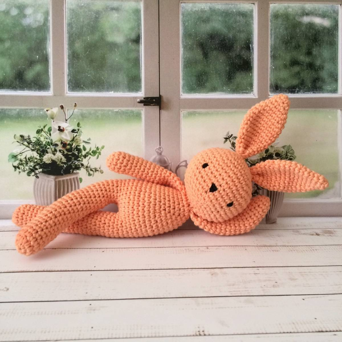 Amigurami Orange