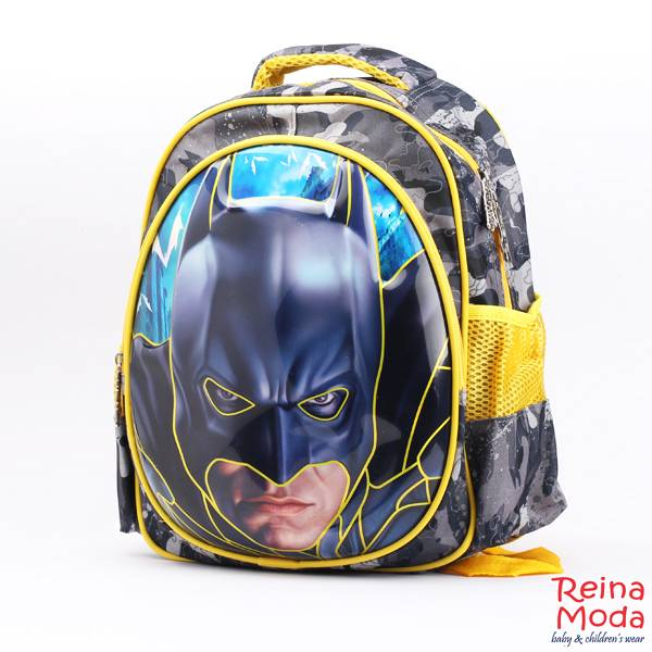 School Bag M Character (free Kotak Pencil)