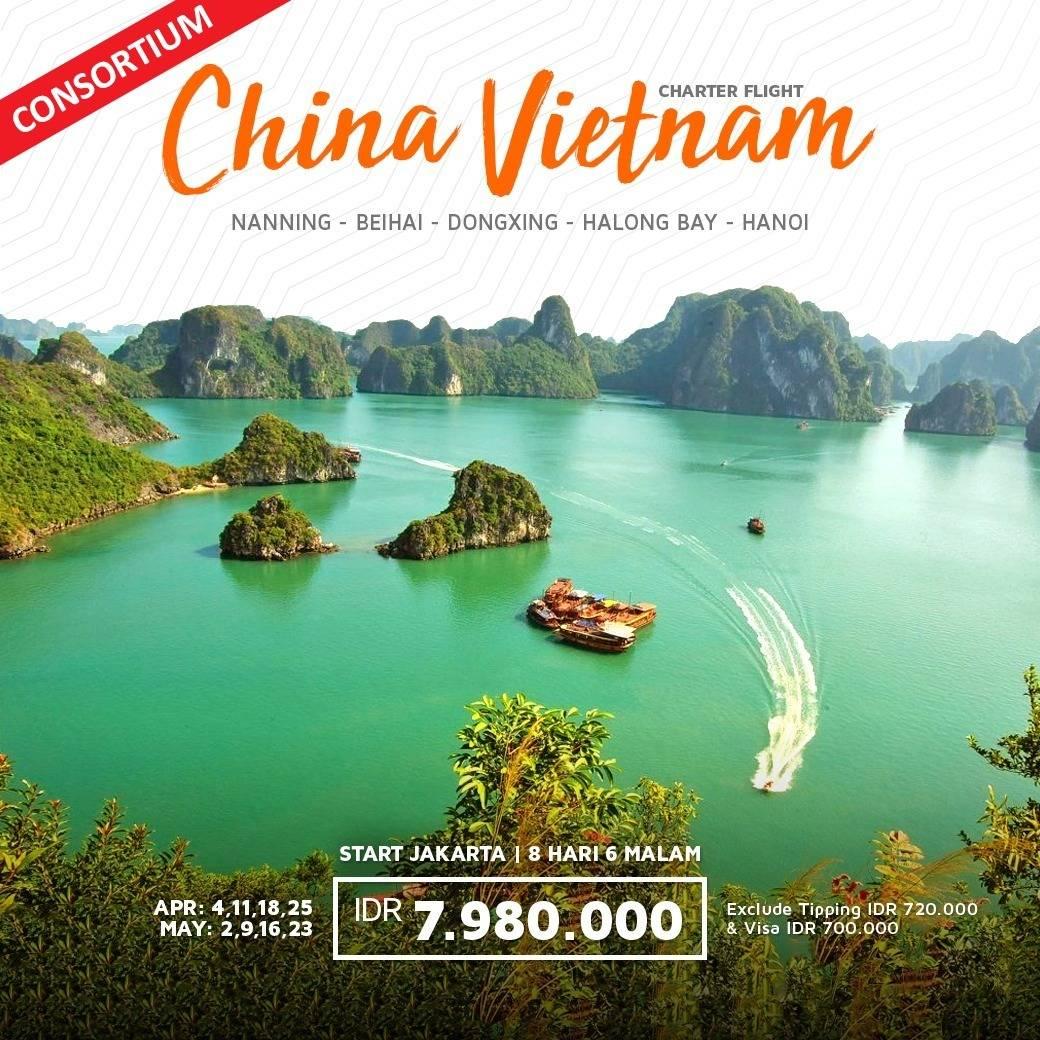 8d6n China Vietnam