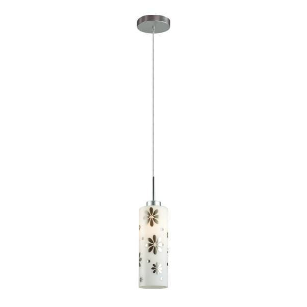 Lampu Gantung Single Pendant Chrome Kode : 3+dl-pnp07-1-ah