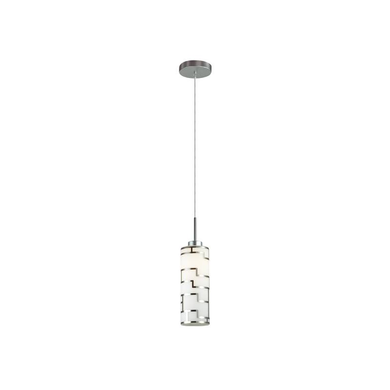 Lampu Gantung Single Pendant Chrome 3+dl-pnp09-1-ah
