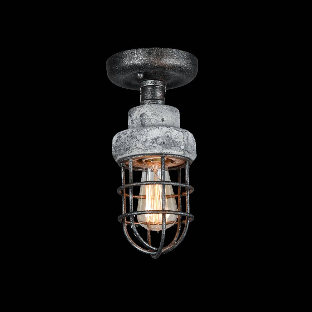 Lampu Plafon / Ceiling Lamp With Antique Point