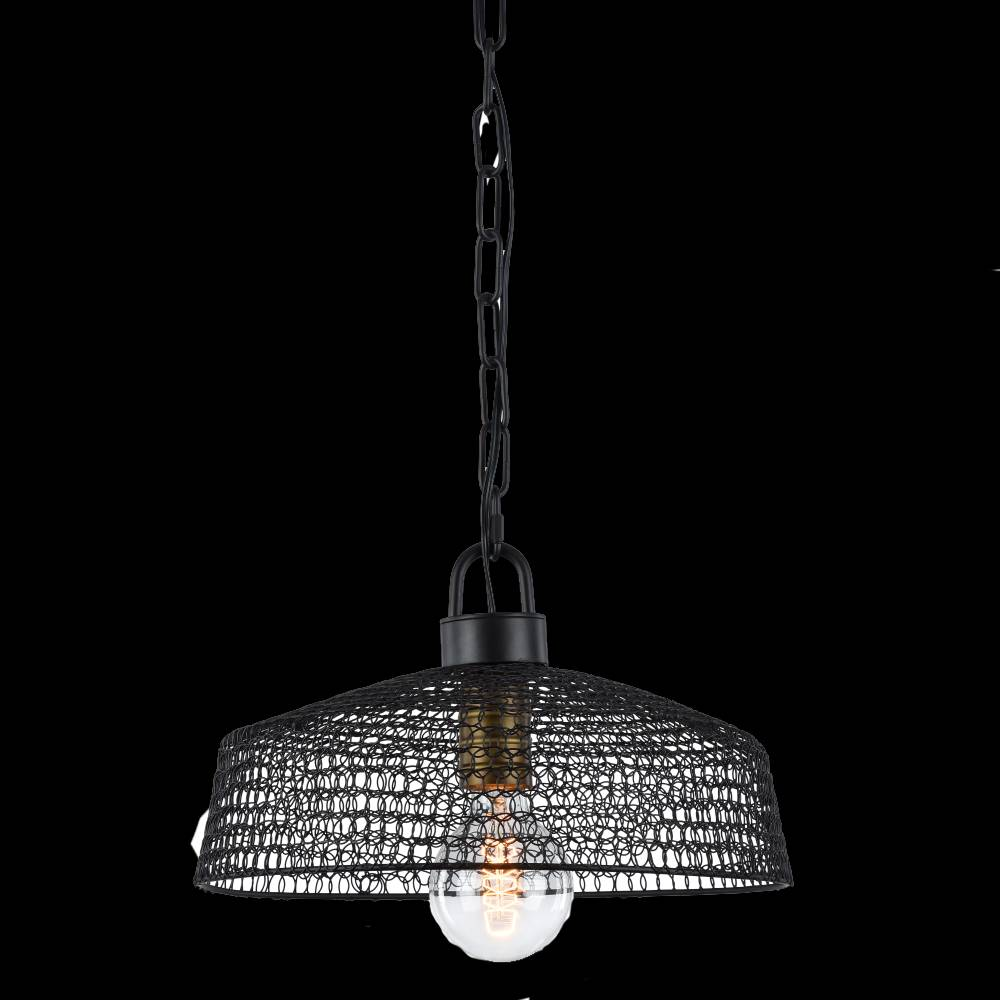 Lampu Gantung / Pendant Lamp Steel Dark Brown 3+mph18080-1
