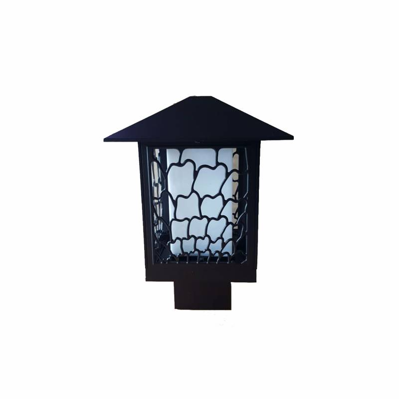 Lawn Gate Lamp / Lampu Taman / Outdoor Lamp / Garden