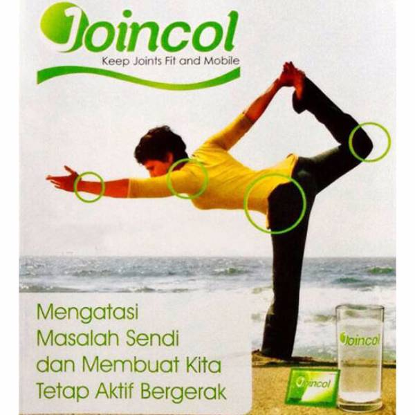 Joincol-kemilau Sehat Indonesia. – Joint Health Revolusion – 10sachets (@5gr) X 2box – Jerman