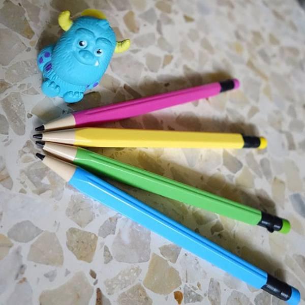 Super Pencil – Pensil Tercanggih Di Dunia By Priscila Collection – 3pcs2