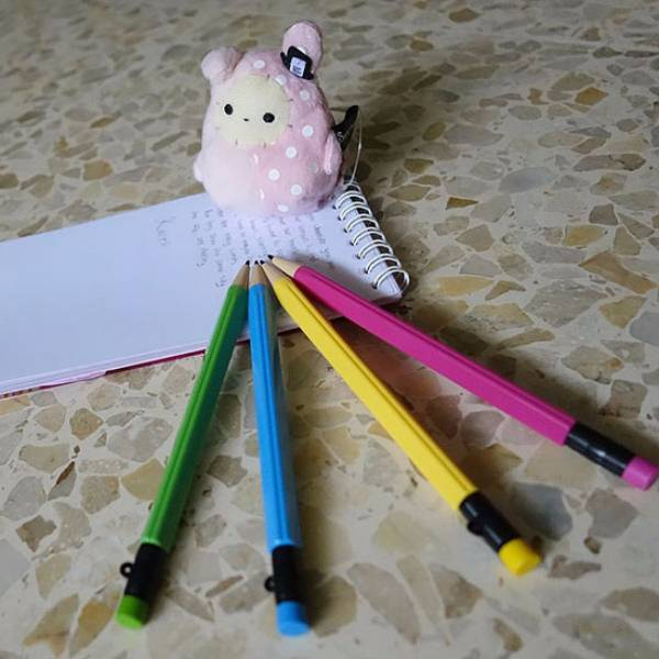 Super Pencil – Pensil Tercanggih Di Dunia By Priscila Collection – 3pcs4