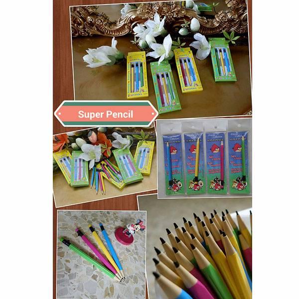 Super Pencil – Pensil Tercanggih Di Dunia By Priscila Collection – 1pc.1