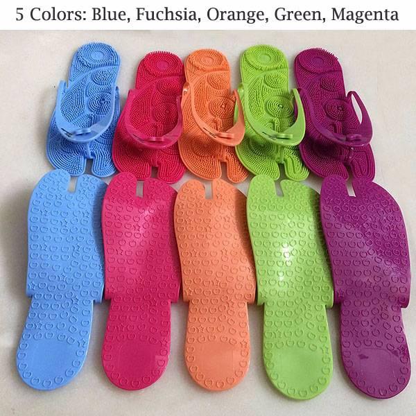 Sandal Pijit Utk Kesehatan - Slippers Massage Effect2