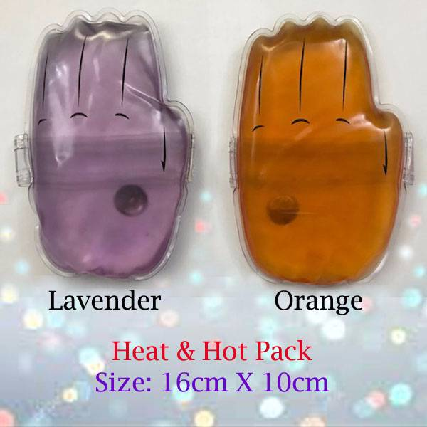 Hot & Cold Pack – Utk Kesehatan Tangan + Lutut + Bahu + Leher