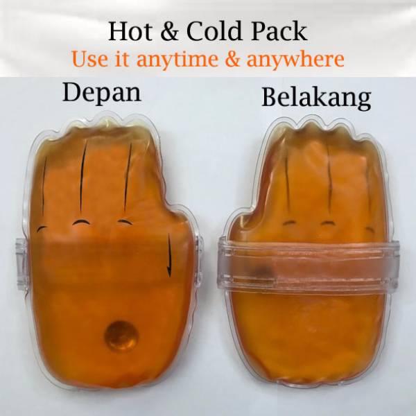 Hot & Cold Pack – Utk Kesehatan Tangan + Lutut + Bahu + Leher2