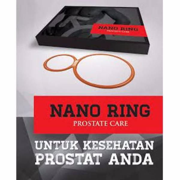 Nano Ring Ion Energy + Far Infrared – (pria) Prostat & Kesehatan