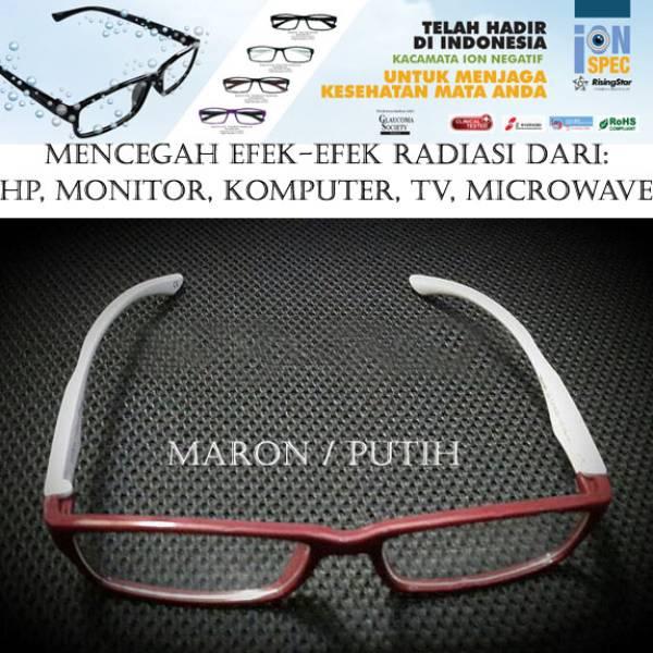 Ion Spec Kacamata Rising Star – Untuk Mengatasi Semua Masalah Mata Anda.3