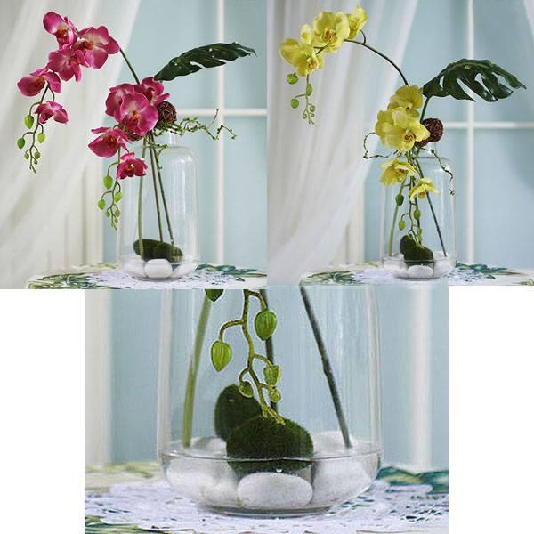 Py13047ecf – Import Designer Flower Orchid.