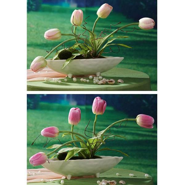 Py13007lf – Import Designer Flower Tulip