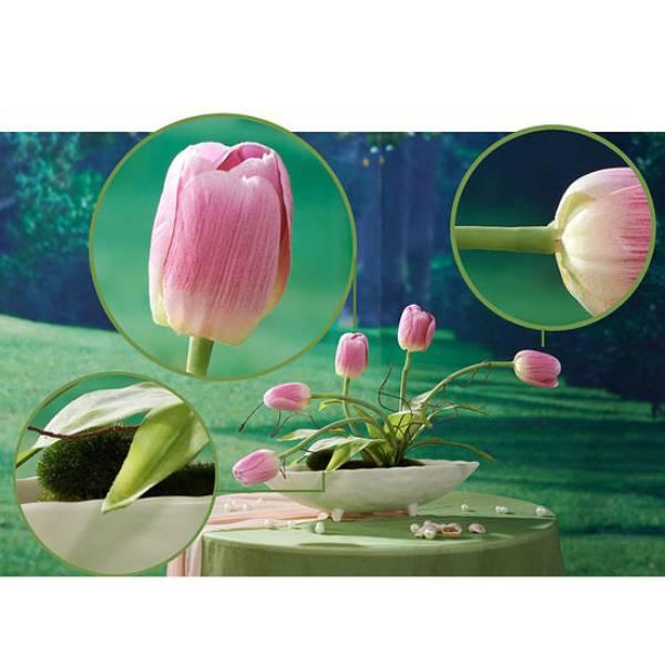 Py13007lf – Import Designer Flower Tulip2