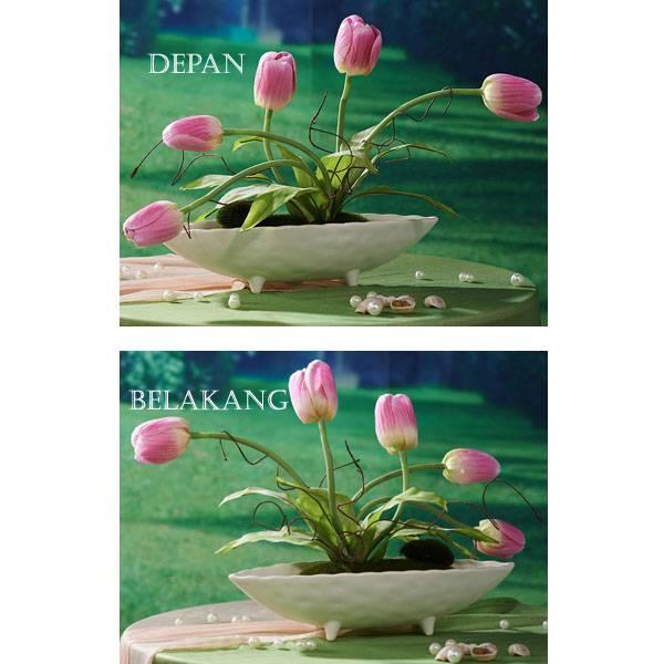 Py13007lf – Import Designer Flower Tulip3