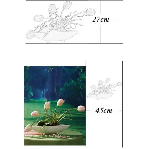 Py13007lf – Import Designer Flower Tulip4