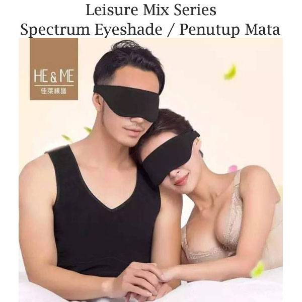 He&me Spectrum Eyeshade By Canai. Code: As07.0