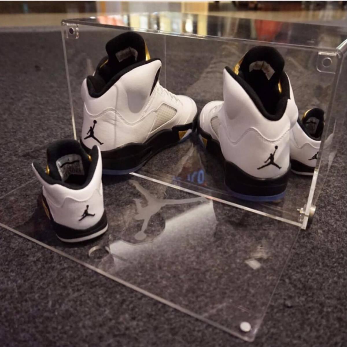 Acrylic Shoes Box Air Jordan1