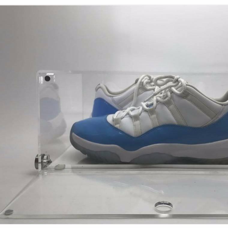 Acrylic Shoes Box Air Jordan2