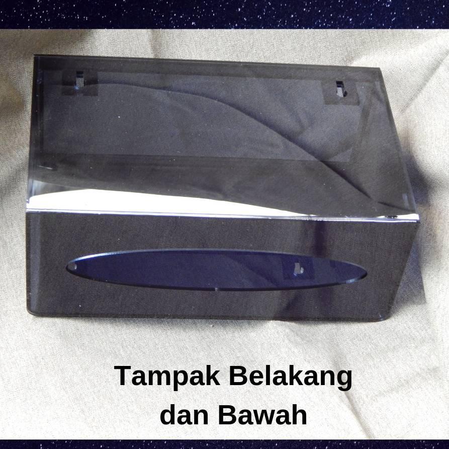 Kotak Tisu Toilet Acrylic Rayben/hand Towel Dispenser2