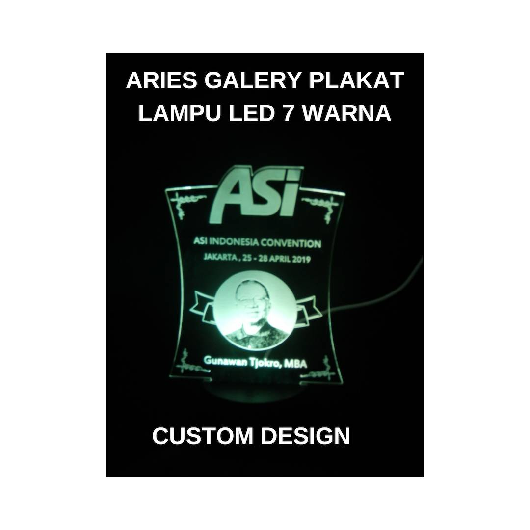 ARIES GALERY PLAKAT CUSTOM DESIGN0