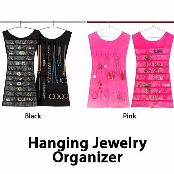Hanging Jewelry Organizer – Gantungan Perhiasan