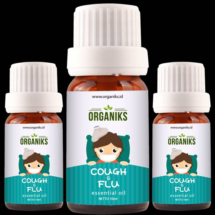 Cough And Flu Essential Oil