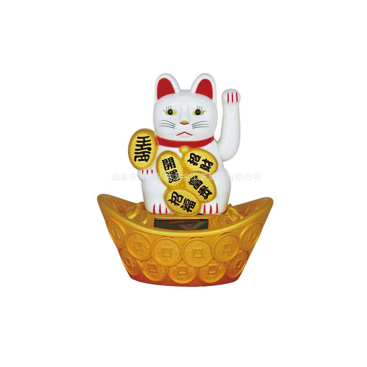 Maneki Neko / Lucky Cat / Kucing Hoki Lc-002