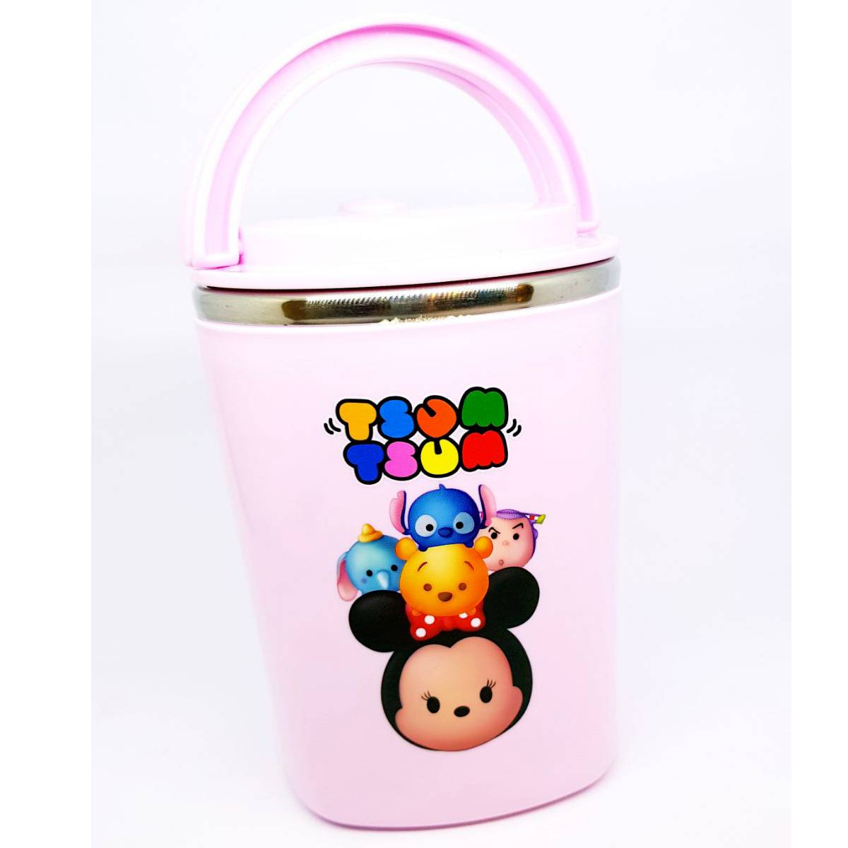 Tsum Tsum Lunch Box Stainless Steel1