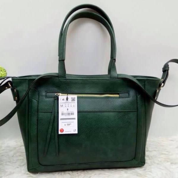 Tas Zara Estrella - Green1