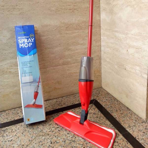 Spray Mop Microfiber I-smiler0
