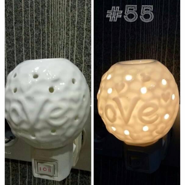 Lampu Tidur Keramik Ltk 55