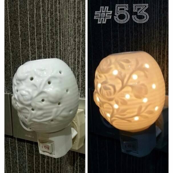 Lampu Tidur Keramik Ltk 53