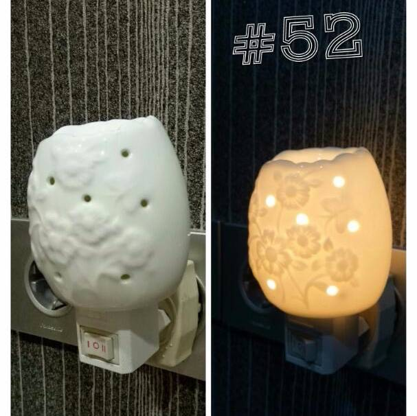 Lampu Tidur Keramik Ltk 52