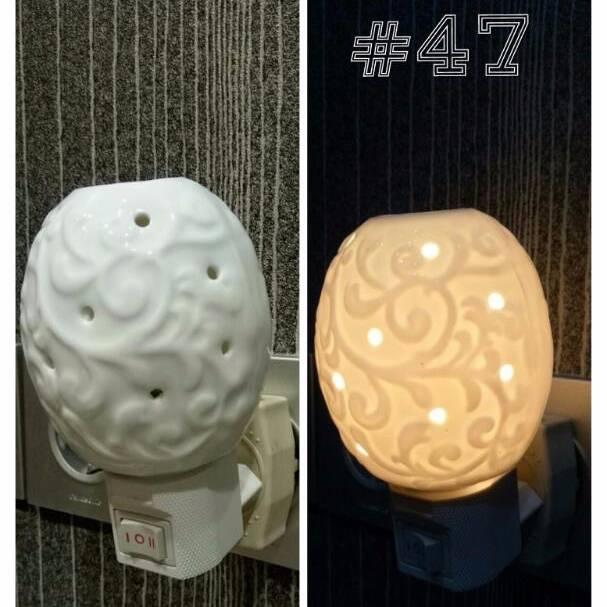Lampu Tidur Keramik Ltk 47
