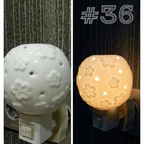 Lampu Tidur Keramik Ltk 36