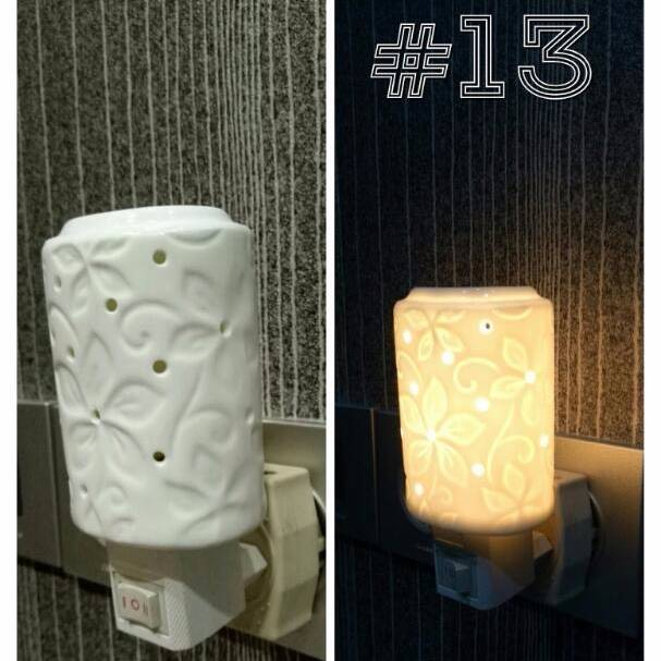 Lampu Tidur Keramik Ltk 13