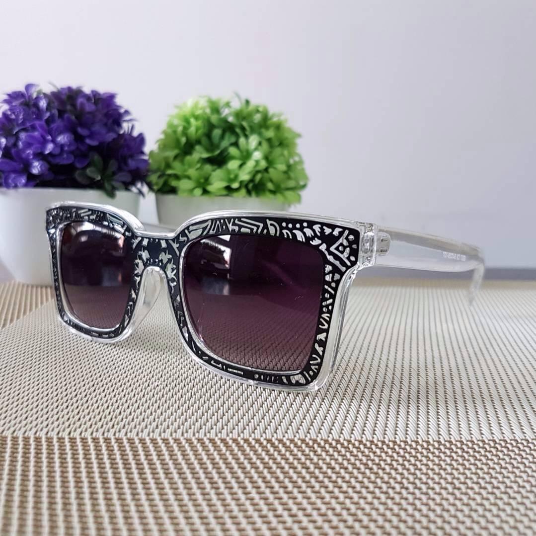 Kacamata Zorro Z Clear